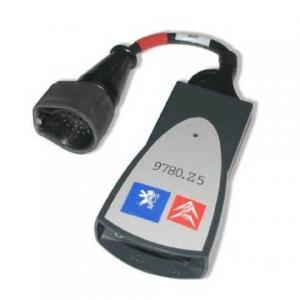 Cheap Pp2000 Lexia-3 Plus Psa 30pin Cable For Citroen / Peugeot Automotive Diagnostic Tools wholesale