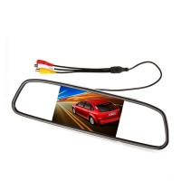 """Buy cheap High Resolution 3.5"""" Rear View Camera Monitor -30℃ To 70℃ Storage Temp from wholesalers"""