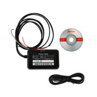 Cheap V3.0 Truck Diagnostic Cable , Truck Adblue Emulator 8 in 1 Diagnostic with NOx Sensor Programing Adapter wholesale