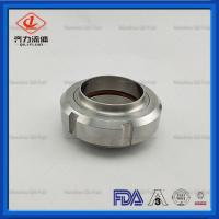 Cheap Mirror Polishing Stainless Steel Union Fittings Durable High Strength wholesale
