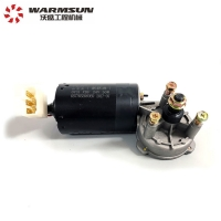 Buy cheap Truck Crane Parts 57765396959 XDF 50W 24V Crawler Crane Wiper Motor For XCMG from wholesalers