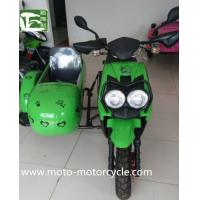 Cheap Chinese Factory Military 750cc Three Wheel  Motorcycle With Sidecar Side Wheel Trike wholesale