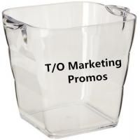 Buy cheap TOM104917 Transparent acrylic ice bucket for beer cold, Ice bucket, transparent from wholesalers