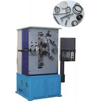 Buy cheap 220V 3P 50/60 Hz 5 Axis Automatic Used Spring Coiler Max Outer Diameter 80 mm from wholesalers