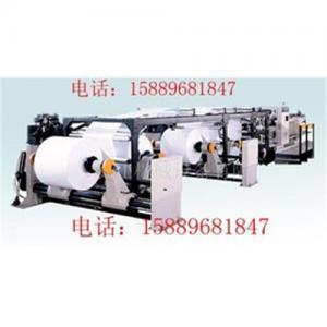 China Paper cutting machine/paper converting machine/paper sheeting machine/roll sheeter/roll cutter on sale