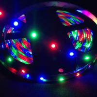 Cheap RGB SMD 3528 LED Strip 5 meters 300 Leds Flexible Waterproof LED Ribbon Rope Light home wholesale