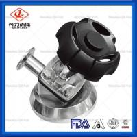Cheap Stainless Steel Hygienic Diaphragm Valve High Polished Corrosion Resistant wholesale