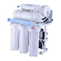 Cheap Commercial Reverse Osmosis System Water Treatment 400 GPD Microcomputer Control wholesale