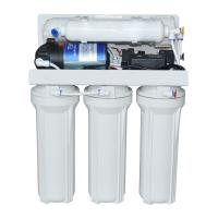 Cheap Plastic Reverse Osmosis System No Power Water Filter Without Pump wholesale