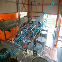 Cheap ZSA-5 waste lube/motor/car/truck/marine/synthetic oil recycling and oil recovery system wholesale