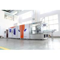 Cheap Linear Blowing Bottle Filling Capping Machine Combiblock For Juice Beverage wholesale