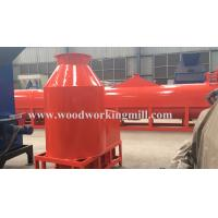 China Wood shaving dryer machine with hot air recycle design on sale