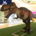 Cheap Huge outdoor equippement children park animatronic dinosaur model wholesale