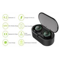 Cheap W9 TWS Bluetooth Earphones Mini True Wireless Stereo Earbuds Handsfree Headsets with Mic Charging Box for Smartphone wholesale