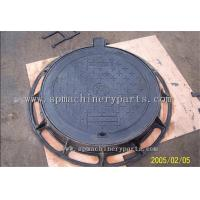 Cheap Factory low price EN124 C250 Hinged manhole cover make in china wholesale