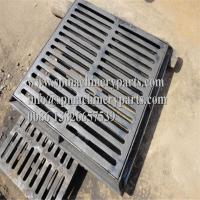 """Cheap 100% recycled grey iron cast light-duty 12"""" x 24"""" [305mm x 610mm] grate with frame make in china wholesale"""