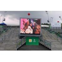 Cheap IP65 P16 Stadium Led Billboard Display 8000 Nits , High Contrast Screen wholesale