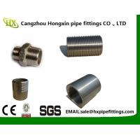 Cheap Stainless steel seamless Hexagon pipe Nipples wholesale