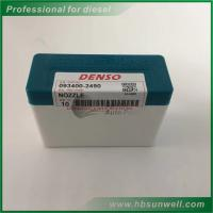 Cheap Original Denso fuel injector nozzle 093400-2490, DLLA160SND249 Nozzle tip wholesale