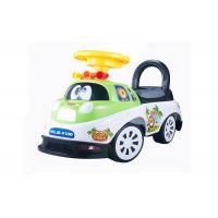 Cheap Kids Toddler Plastic Ride On Car Push Baby Walker With Backrest Non - Toxic wholesale