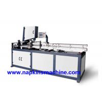 Cheap Professional Toilet Paper Band Saw Cutter Machine / Toilet Paper Roll Cutting Machine wholesale