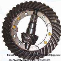 Cheap Stainless Steel Auto Spare Parts Spiral Bevel Gear / Axle Spider Gear Replacement wholesale