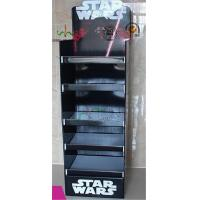 Cheap Multi Flies Digital Cardboard Display Stands Box With Footer Matte Varnish wholesale