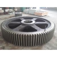 Cheap 34XH1M Forged Forging Steel Gearbox Gear Ring Ring Gears wholesale