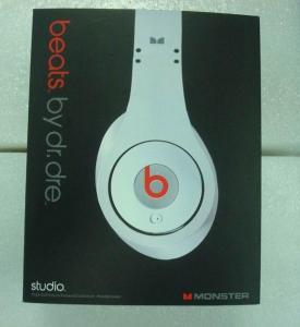 Cheap Mini Beats by Dr Dre Studio Headphones Earphone Black/White wholesale