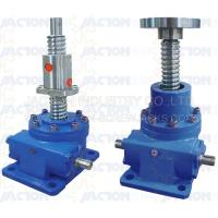 Cheap 25 Ton Ball Screw Jack High Precision Ball Screw Dia. 80MM Lead 16MM Gear Ratio 32:3, 32:1 wholesale
