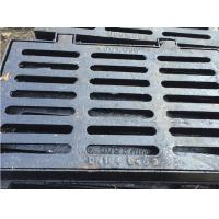 Cheap Outdoor En 124 cast iron grating with black bitumen wholesale