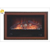 Cheap Modern Energy Saving Recessed Indoor Electric Fireplace 20-30m2 wholesale