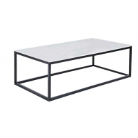Cheap Living Room Iron Art Artificial Marble Top Dining Room Table wholesale