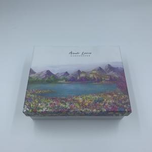Cheap Lid Bottom Cardboard Paper Gift Box wholesale