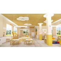 Cheap Good quality kids wooden tables and chairs school classroom furniture for preschool wholesale