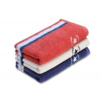 Solid Color Sports Gym Towels Multi Function For Running / Cycling