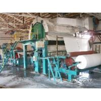 Quality 1575mm Facial Tissue Paper Machinery for sale