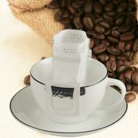 Cheap Reusable Drip Coffee Filter Bags , Single Cup Coffee Bags Non Toxic wholesale