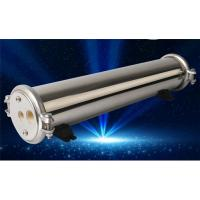 China 8 Inch RO Membrane Vessel for Pharmaceutical Industry 4021 4040 4080 40120 40160 on sale