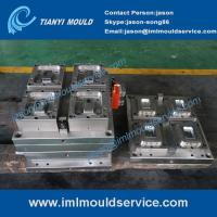 Cheap Thin wall package mould with IML, injection thin wall molding with in mould label wholesale
