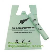 Cheap Garbage Biodegradable Compost Bags Compost Film Disposable Bio wholesale