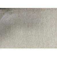 Polyester Coated Blackout Curtain Lining Fabric 3 Passes Flocking