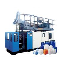 Cheap Chemical Jerrycan Extrusion Blow Molding Machine With Single - Station wholesale