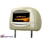 Cheap Headrest car monitor + car video + car TV player wholesale