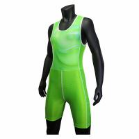Cheap Green Color Rowing Sports Clothing Premium Rowing Suits For Girls wholesale