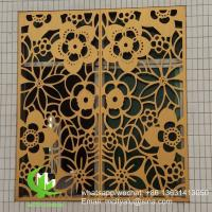 Cheap solid panel aluminum veneer sheet metal facade cladding bending sheet 2.5mm thickness for curtain wall facade decoration wholesale