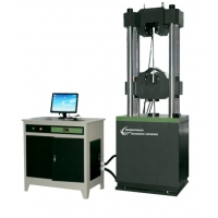 Buy cheap 60Ton Hydraulic Universal Testing Machine , Bending Tensile Compression Tester from wholesalers