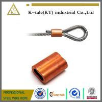 Buy cheap 1/32 COPPER DOUBLE FERRULES from wholesalers