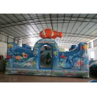 Cheap New Design Inflatable Undersea World Fun City Amusement Park On sale wholesale