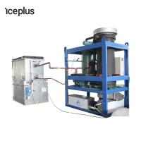 Cheap Agricultural Fishery Ice Tube Maker Machine Durable Tube Ice Maker wholesale